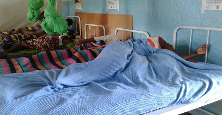 Mahecas Donate To Mbulumbudzi Health Centre In Chiradzulu Malawi Healthcare Support Uk